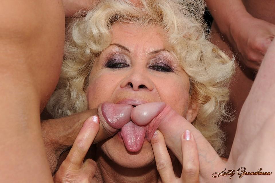 Granny norma has still got it 2