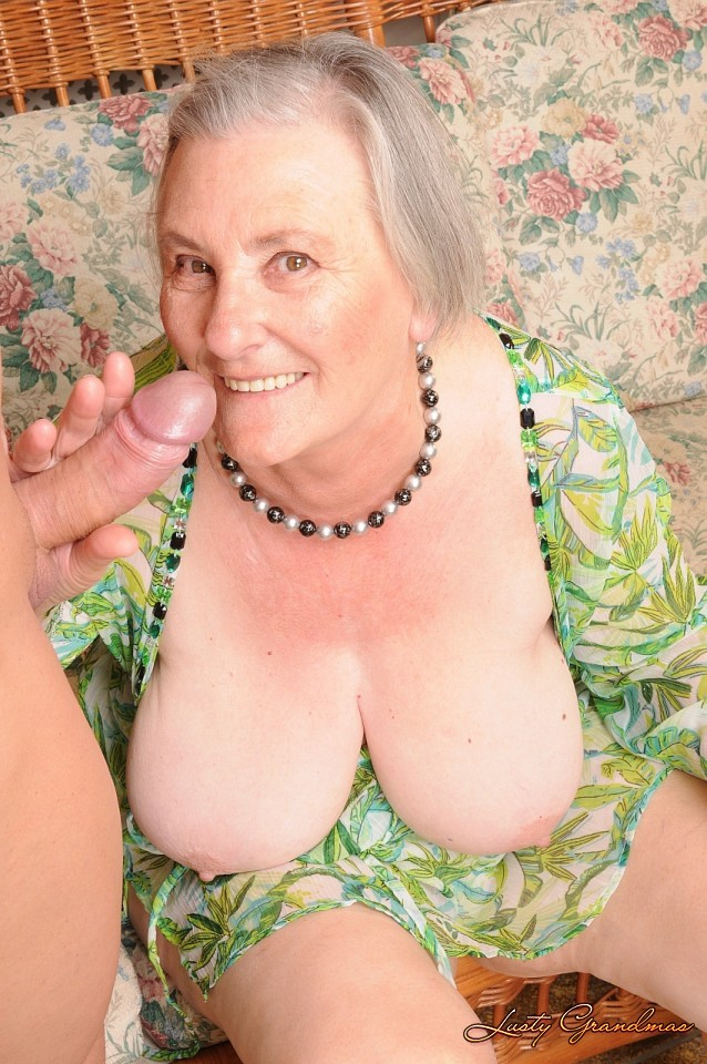 Granny says fucking is the best medicine - 2 7