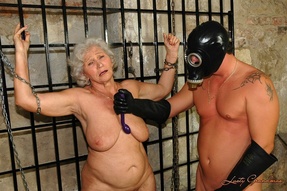 granny sex dungeon